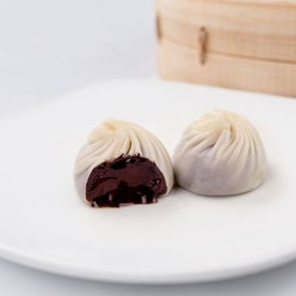 Chocolate & Mochi Xiao Long Bao