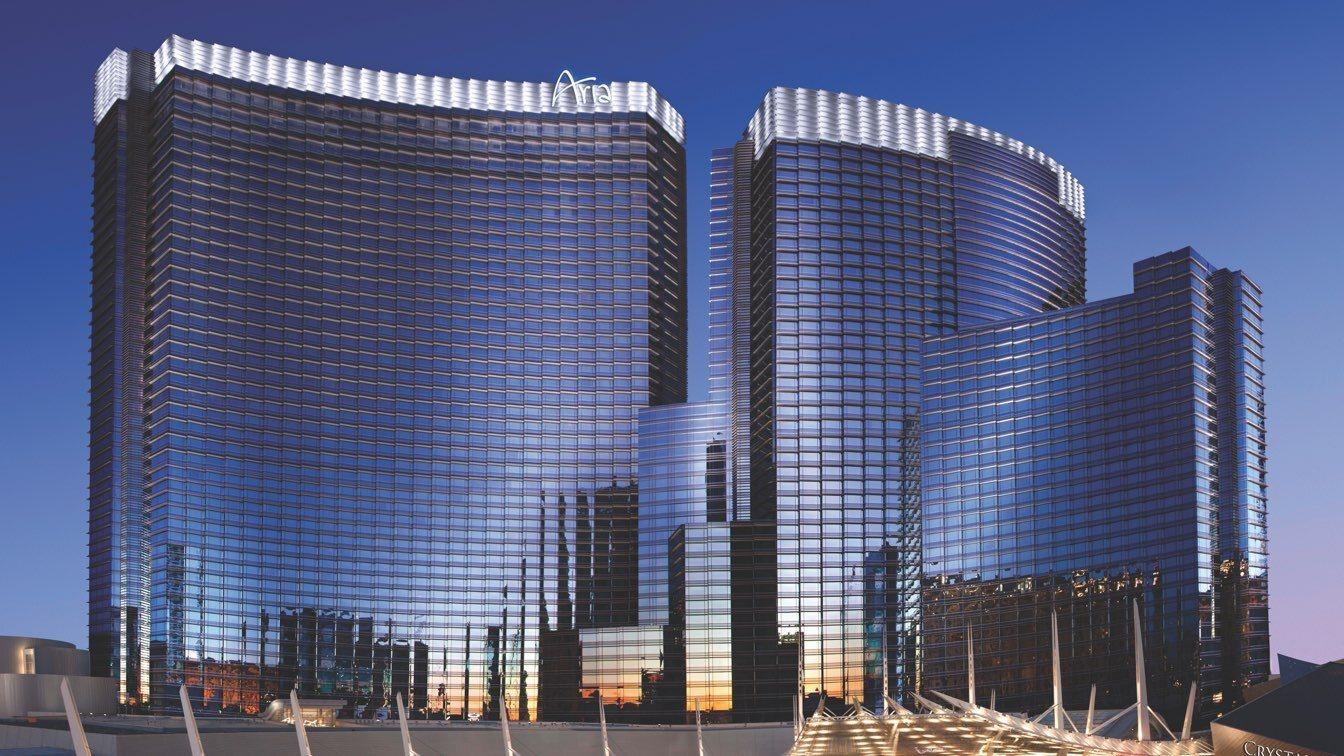 An exterior shot of Din Tai Fung in Las Vegas.