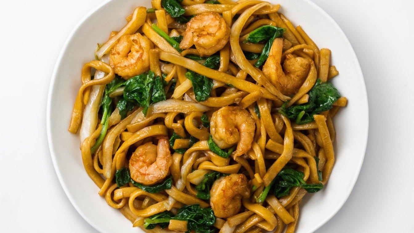 Shrimp Fried Noodles