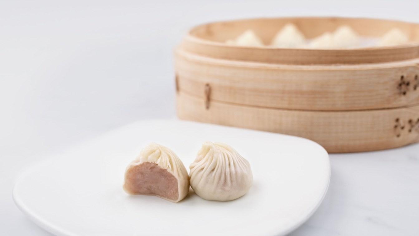 Sweet Taro Xiao Long Bao