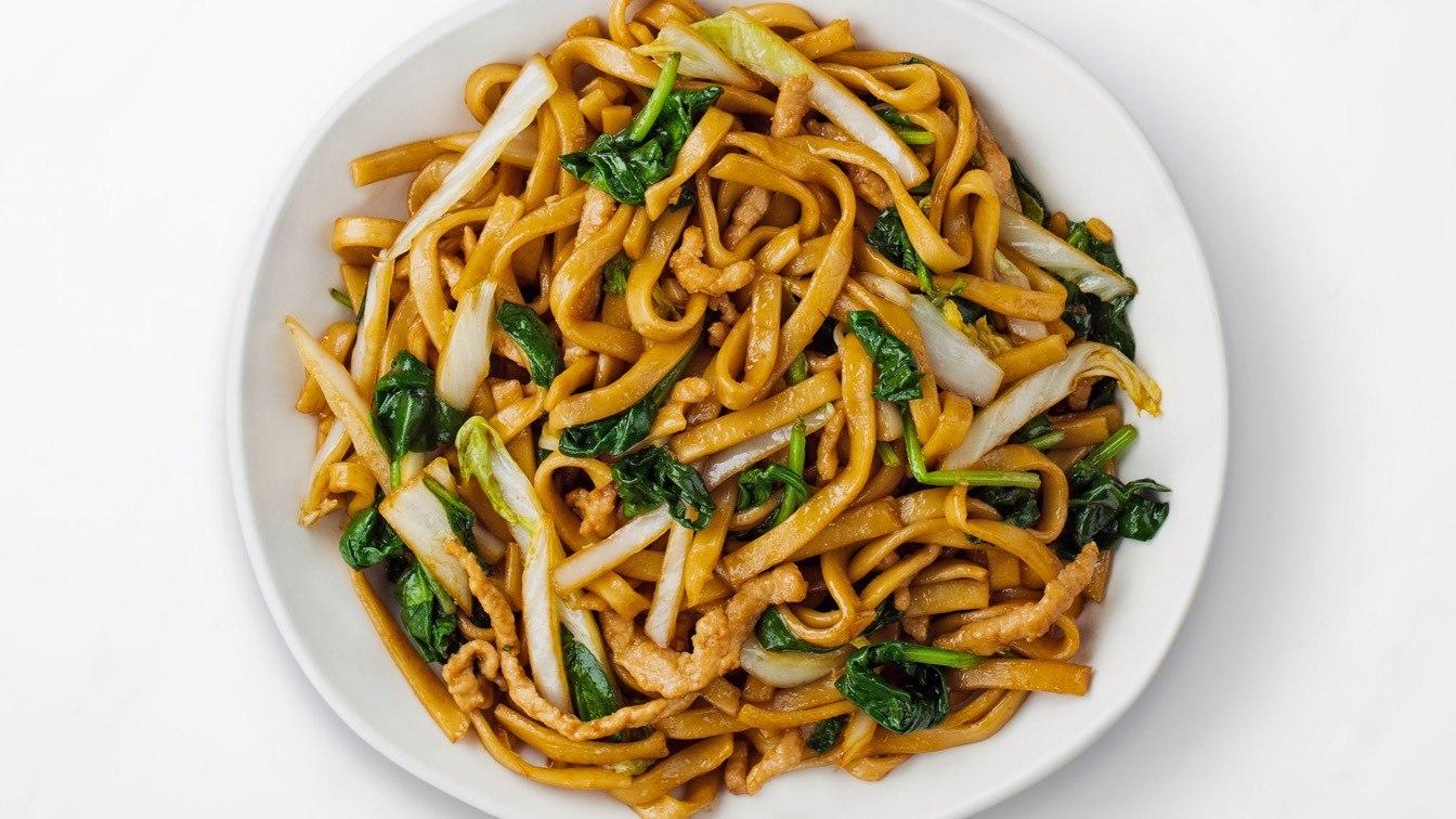 Kurobuta Pork Fried Noodles