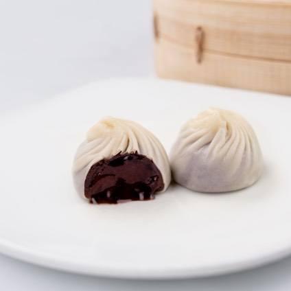 Chocolate & Mochi Xiao Long Bao
