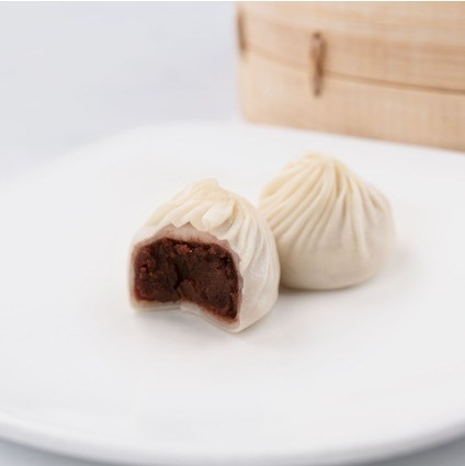 Red Bean & Mochi Xiao Long Bao