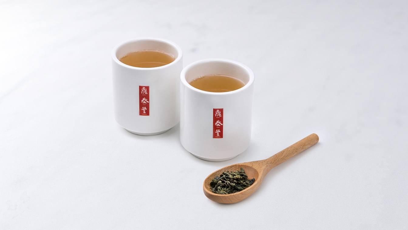 A photo of Taiwanese hot tea.